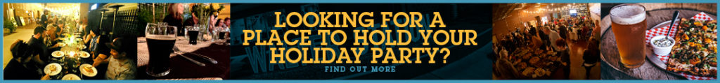 Looking for a place to hold your holiday party? Find out more.